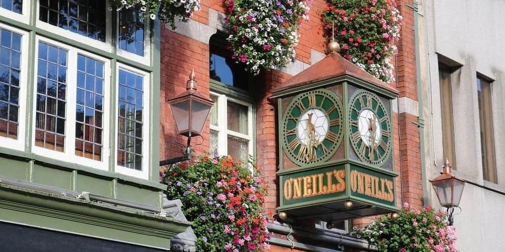 Guía turística de Dublín con los mejores pubs de la ciudad
