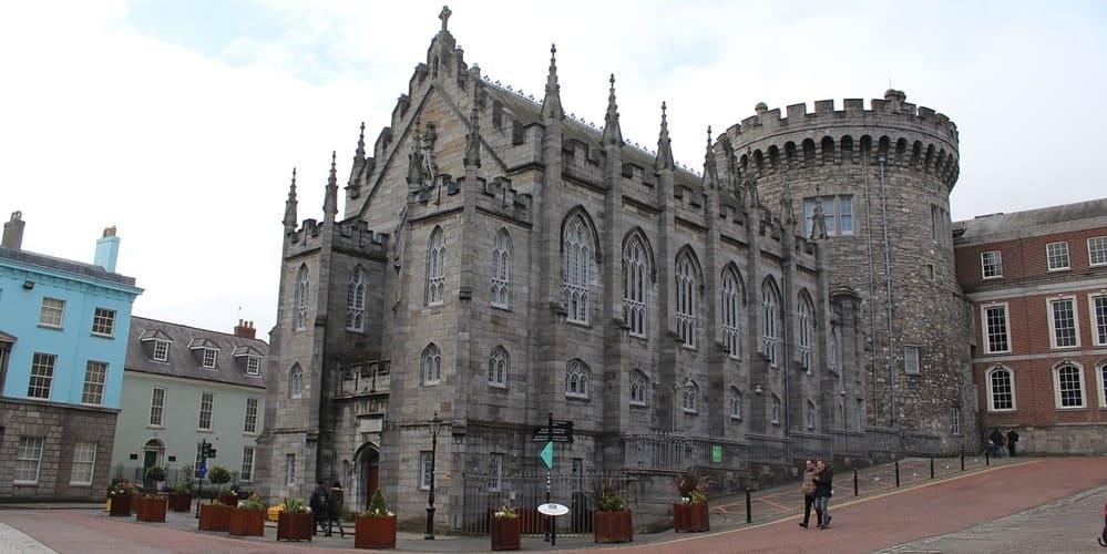 Castillo de Dublín - un imprescindible que no puede faltar en el itinerario