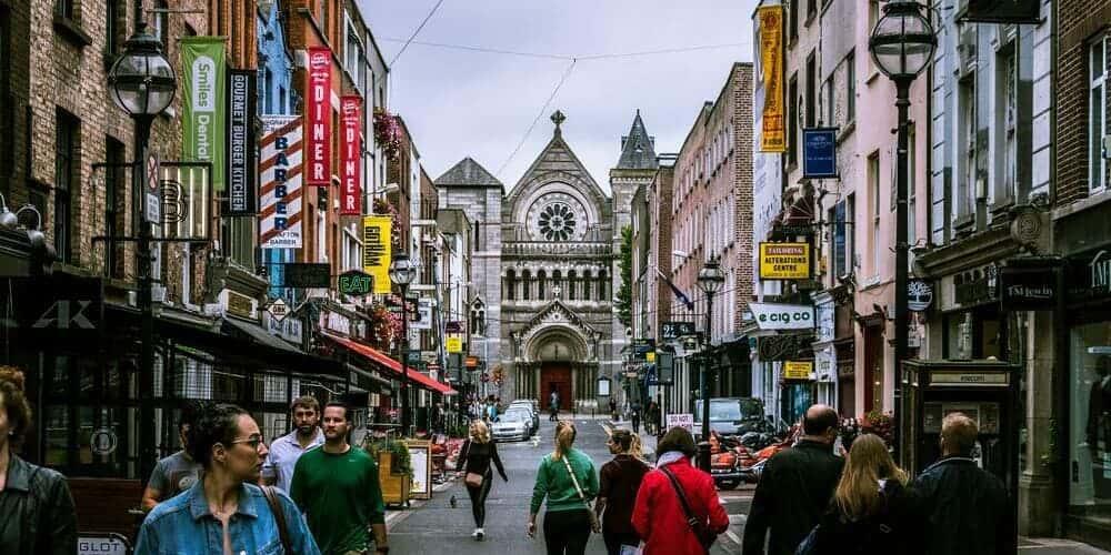 Dónde ir de compras en la capital irlandesa