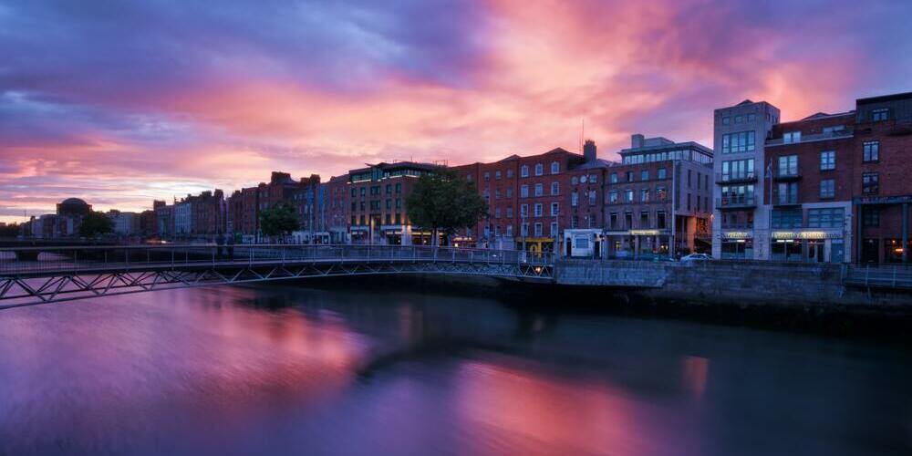 Guía de Dublín - todo sobre el tiempo en la ciudad