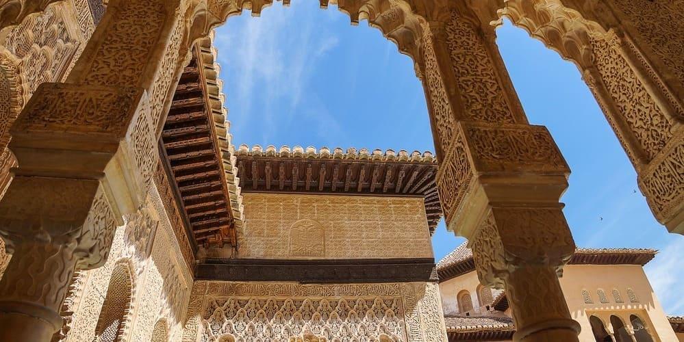 Monumentos de Granada más populares - La Alhambra