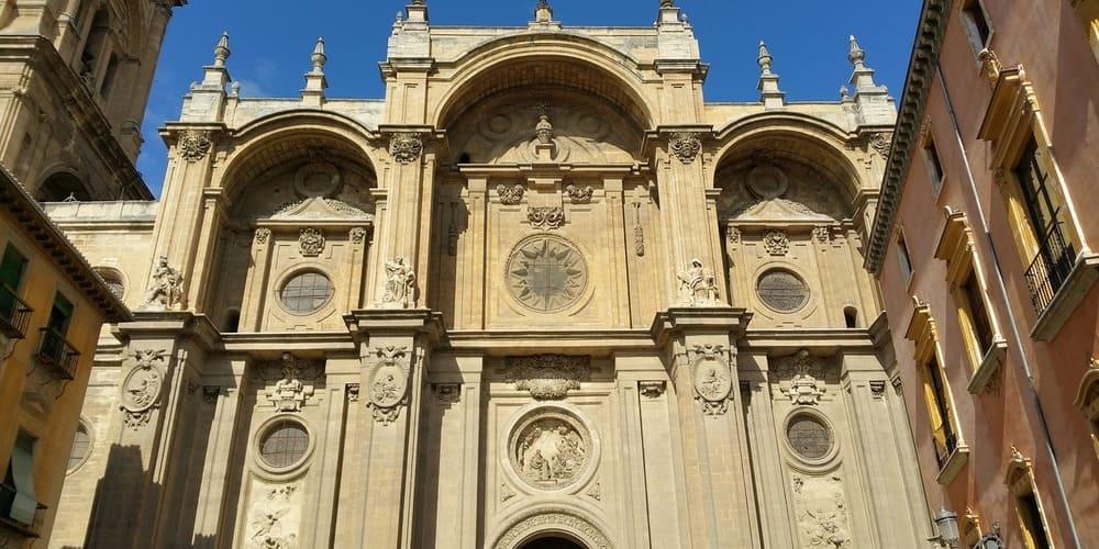 La catedral de la ciudad andaluza de Granada
