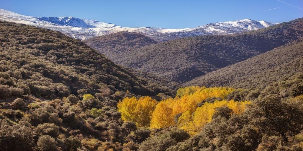 Sierra Nevada es un paraje natural sin igual en Granada