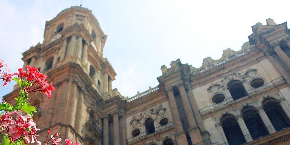 La catedral es un edificio impresionante para ver en Málaga en dos días.