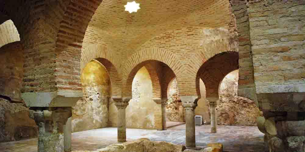 Excavaciones arqueológicas de los baños árabes de Ronda
