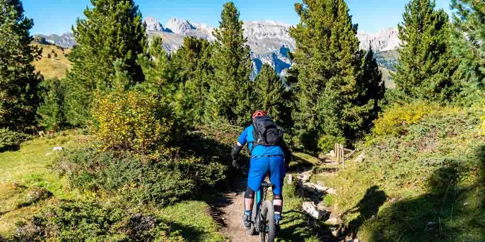 Ciclismo en la serranía de Ronda.