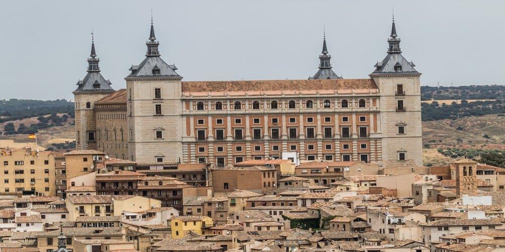 El Alcazar es una de las cosas que ver en Toledo