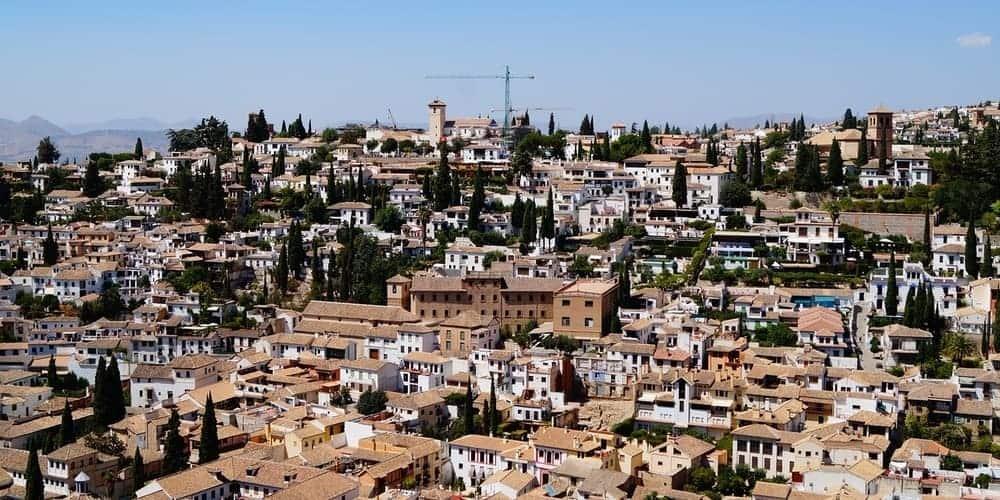 Sitios que visitar en Granada - Albaicín y mirador de San Nicolás