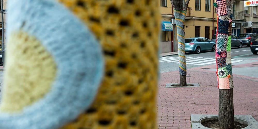 Ruta de arte urbano por el Barrio del Oeste de Salamanca