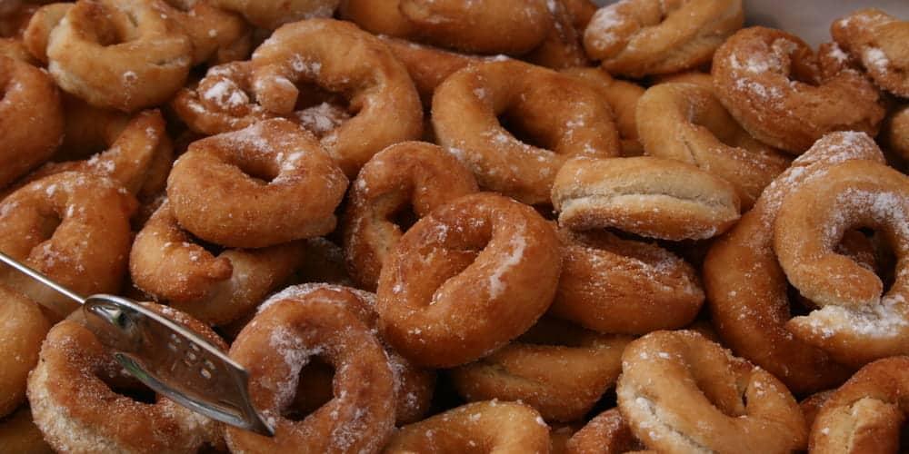 Comida típica de Salamanca - Rosquillas de Ledesma