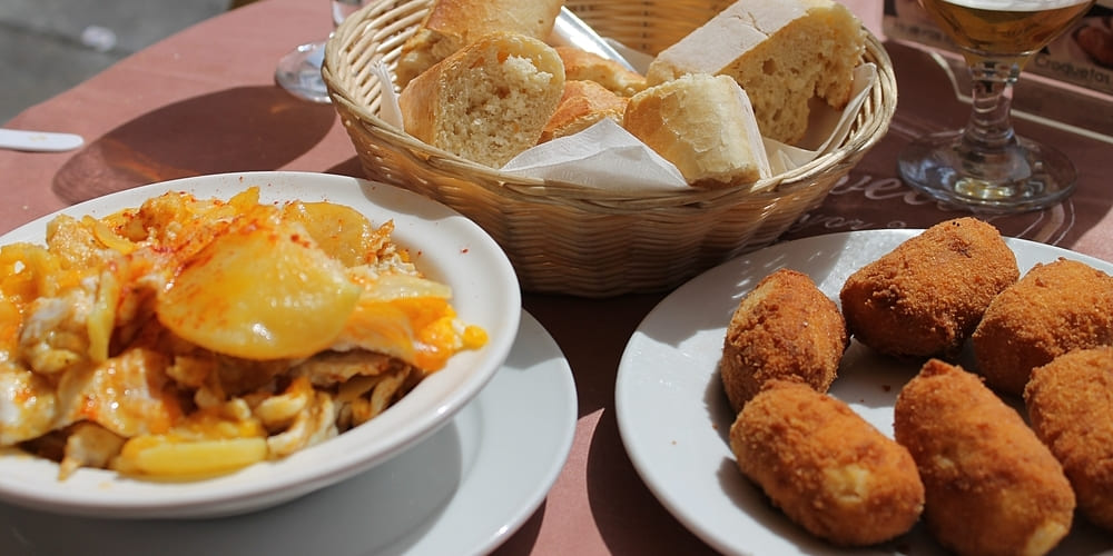 Donde comer bien y barato en Salamanca