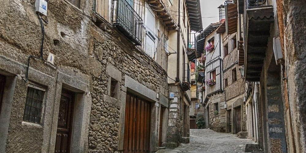 Mejores zonas para alojarse en la provincia - La Alberca