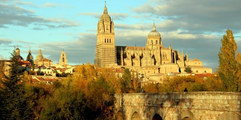 Donde dormir en Salamanca barato