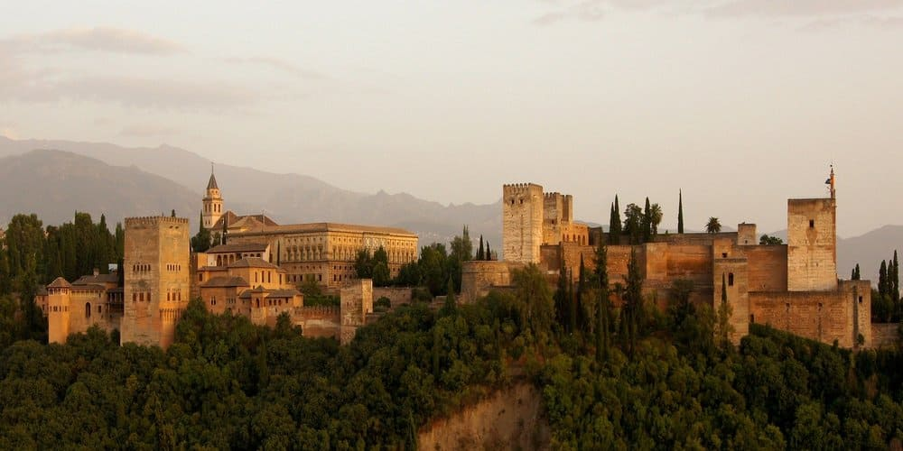Horario apertura de la Alhambra
