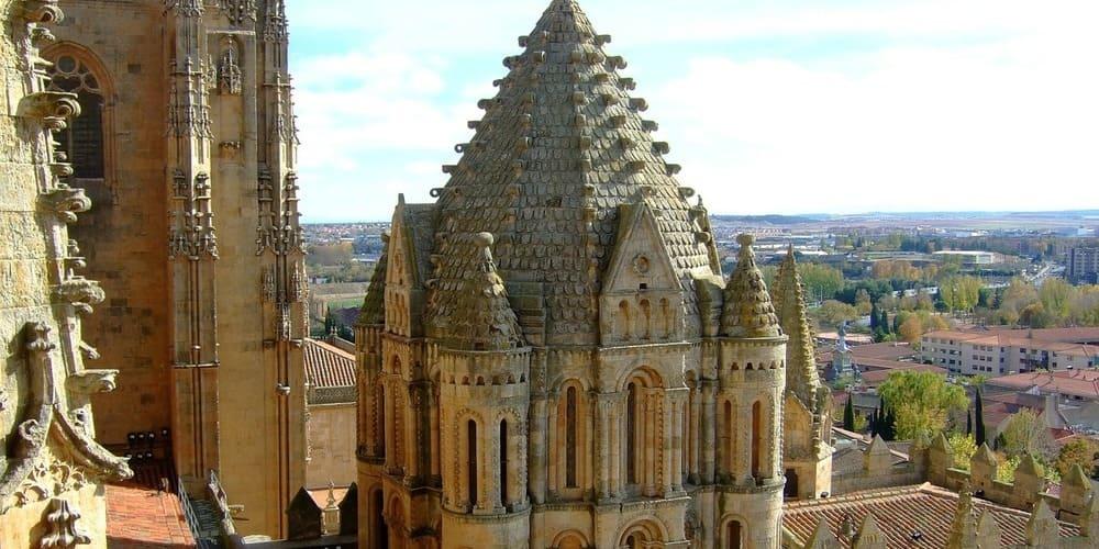 Torres de la Catedral Ieronimus en Salamanca - información sobre horarios