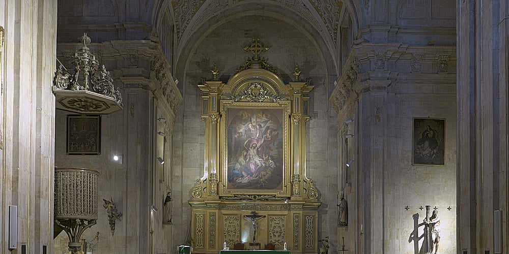 Los templos cristianos de la ciudad salmantina de visita obligada