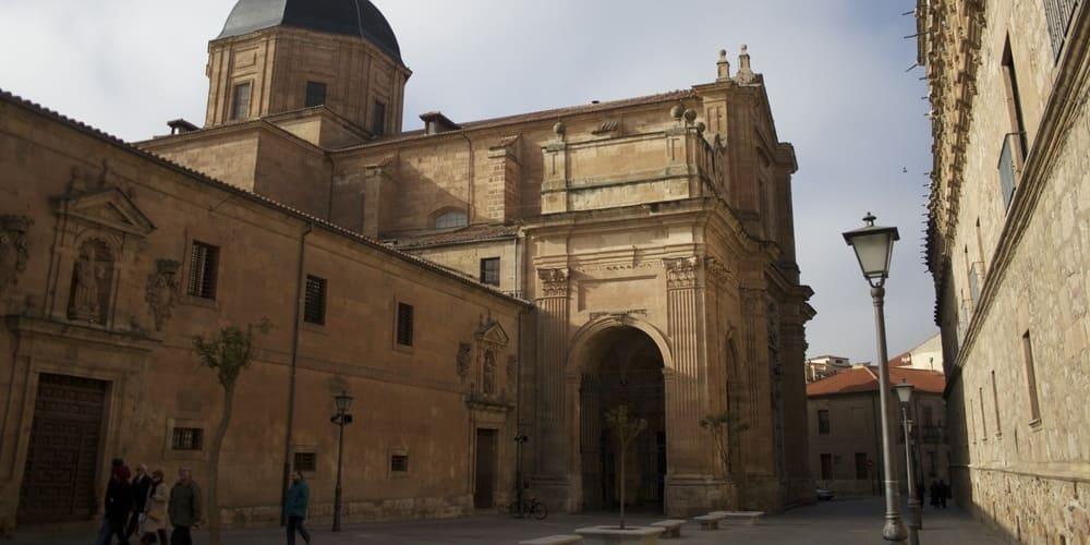 La Purísima, una de las iglesias de Salamanca más bonitas