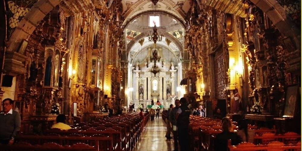 Descubre el interior de la Iglesia de San Juan de Sahagún