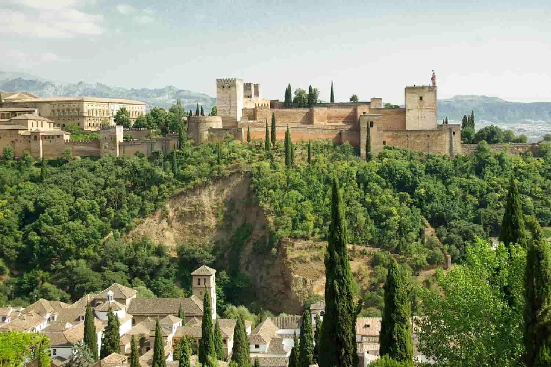 Parking de la Alhambra – ¿Dónde aparcar?