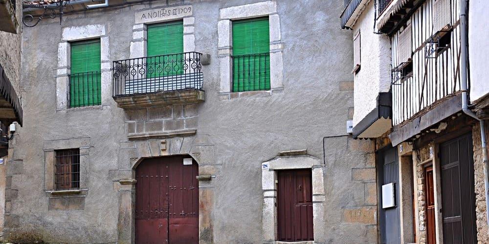 La Alberca, uno de los pueblos más bonitos de Salamanca provincia