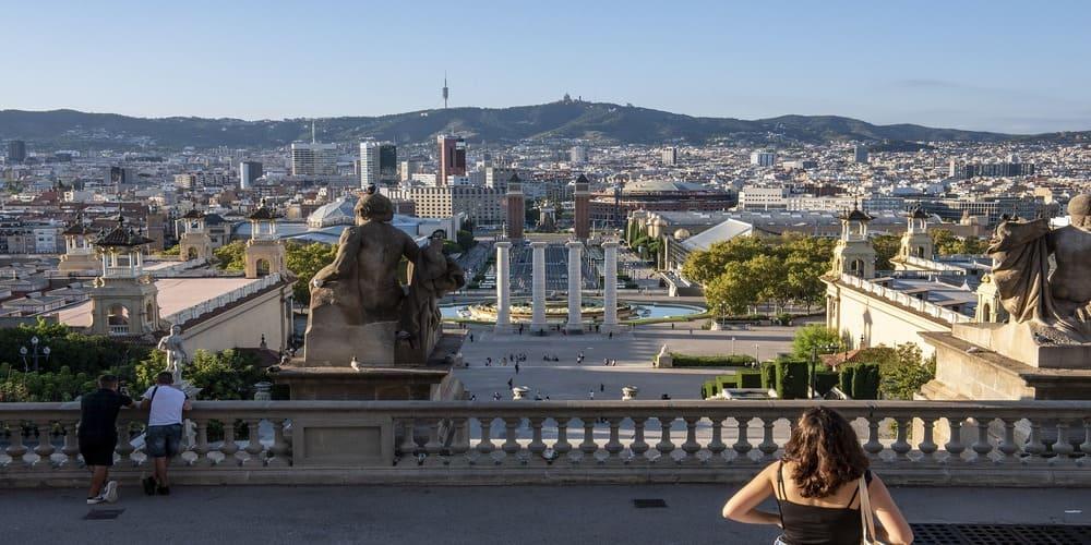 Montjuic, una de las cosas que ver en Barcelona en 3 dias