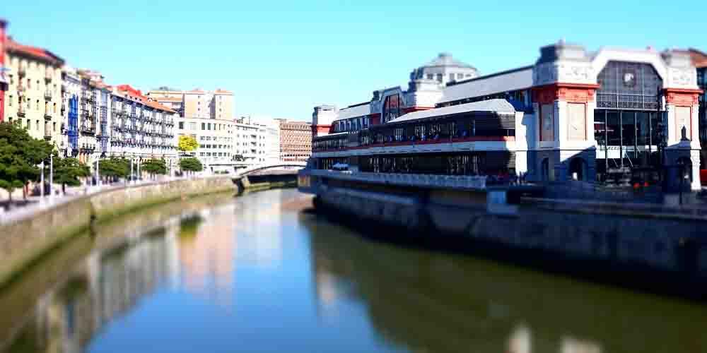Lugares que ver en la ría de Bilbao en 2 días: El mercado de la Ribera.