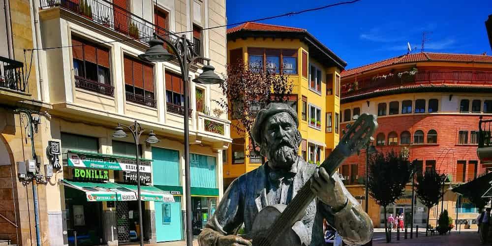 Monumento en Guernica