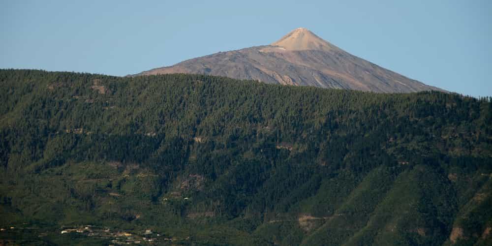 El Teide es uno de los elementos turísticos más importantes que ver en Tenerife Sur