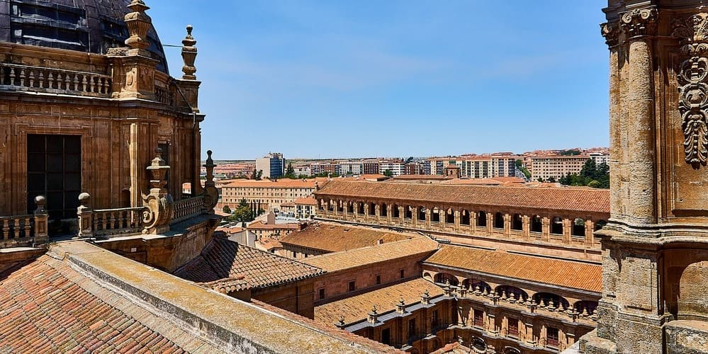 Historia de la Universidad Pontificia de Salamanca - visita imprescindible
