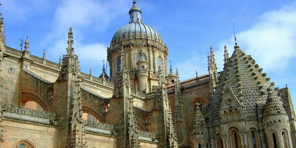 Horario de la Catedral de Salamanca y precio de entrada