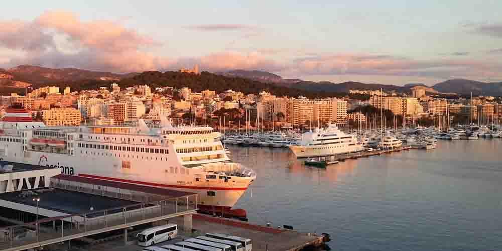 ¿Dónde alojarse en Palma de Mallorca? Los hoteles de la capital de las Islas Baleares.