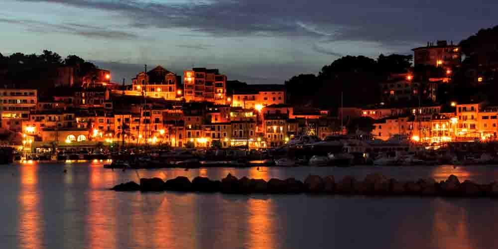 Dónde dormir en el Puerto de Soller de Mallorca.