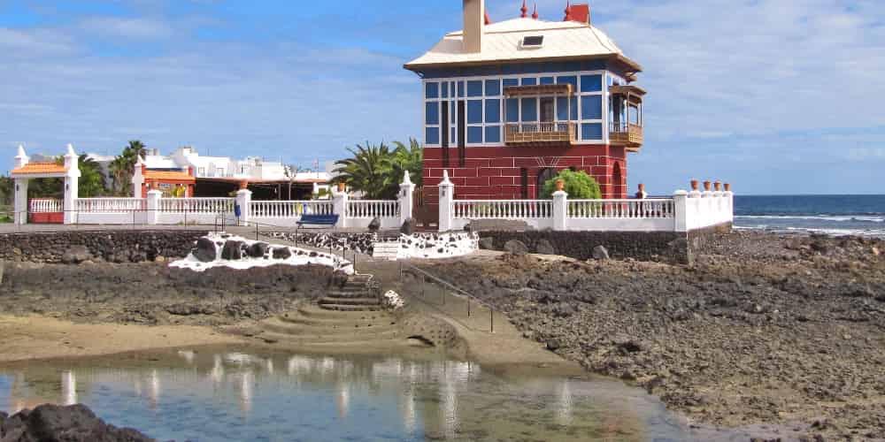Casa Azul es uno de los mejores restaurantes donde comer en Lanzarote