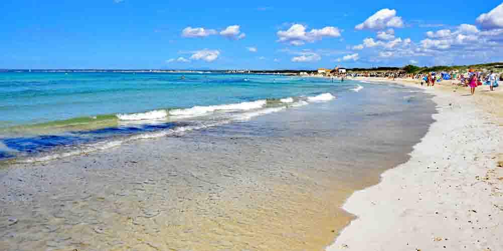 Mejores playas de Mallorca: Es Trenc