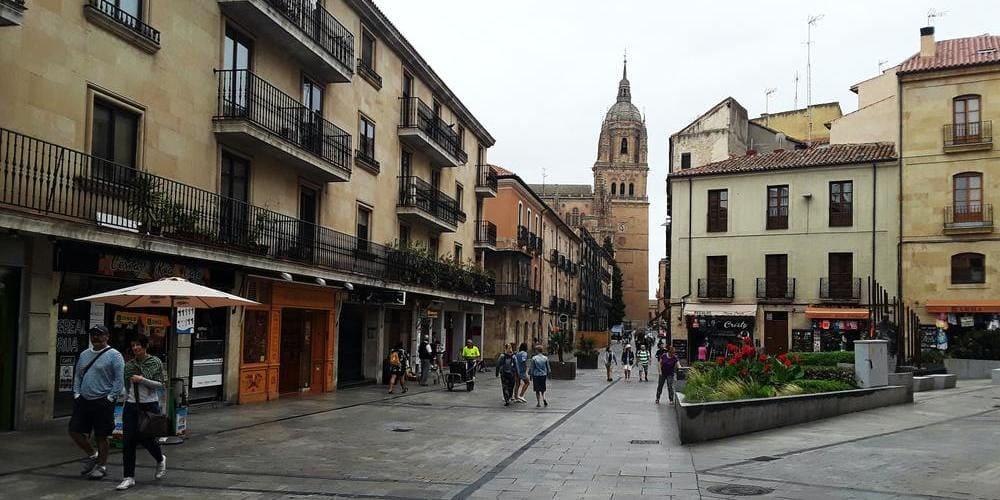 Recorrido por los monumentos de Salamanca imprescindibles