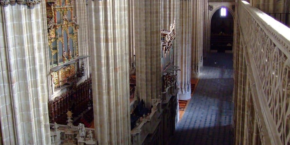 Museo catedralicio, uno de los museos de salamanca imprescindibles