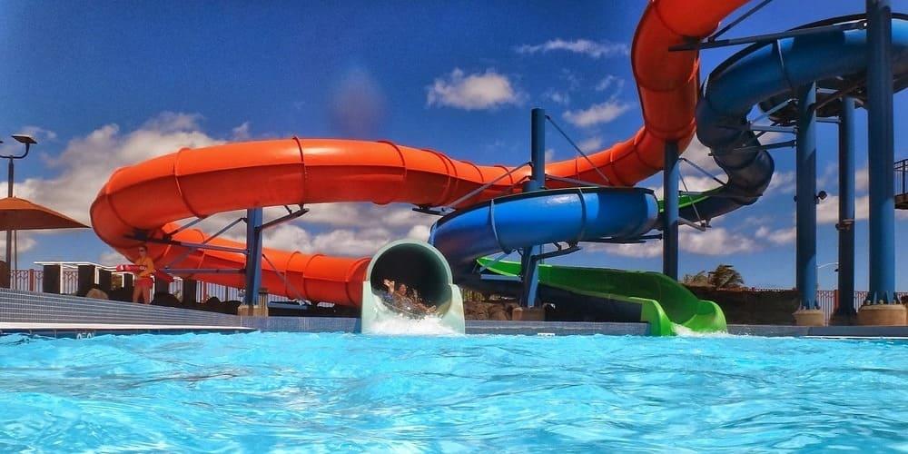 AquaCenter uno de los mejores parques acuáticos de Menorca