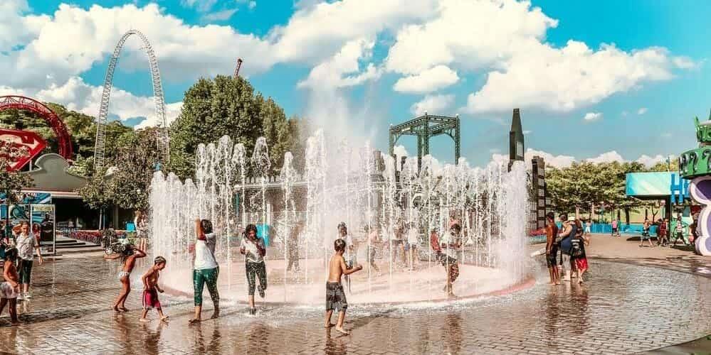 Carema Spash Park, para disfrutar con toda la familia