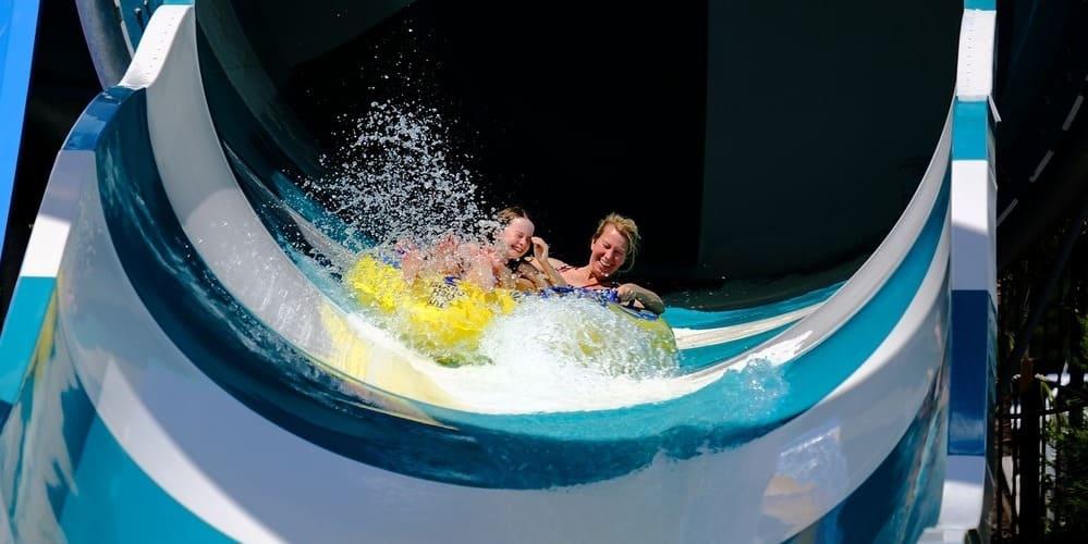 Splash Sur uno de los parques acuáticos más modernos de Menorca