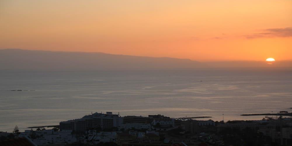 Las Playas de La Gomera son un rincón lleno de paz y tranquilidad