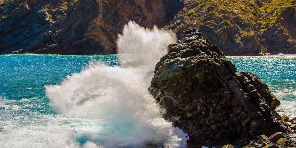 Mejores playas de La Gomera