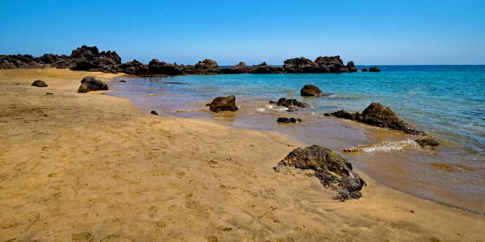 Playa Chica de Lanzarote