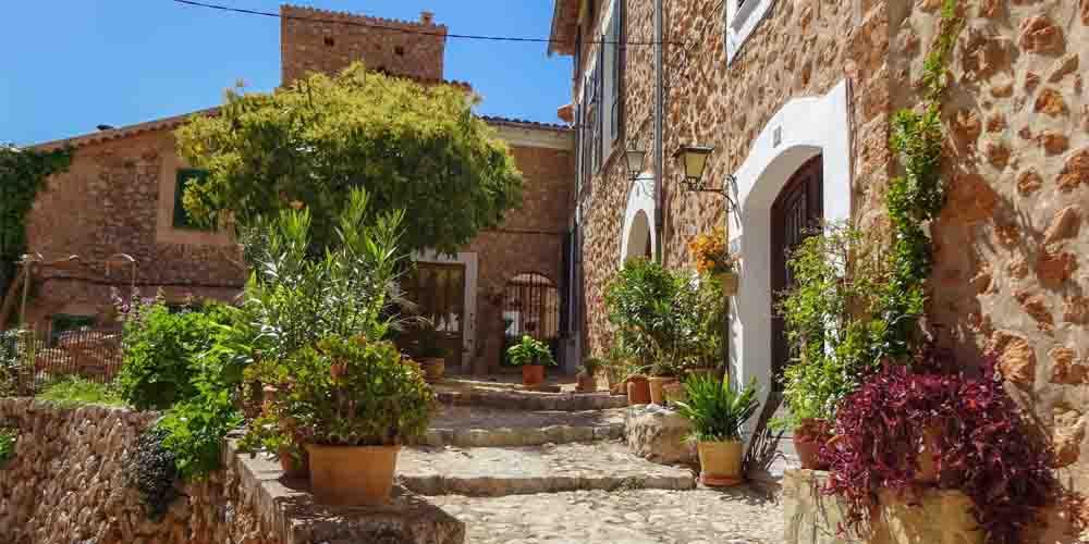 Fornalutx fue nombrado como pueblo más bonito de Mallorca y de España.