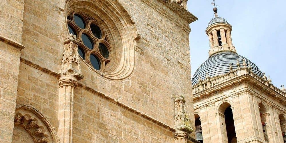 La catedral de Ciudad Rodrigo, una de las cosas que hay que ver obligadas