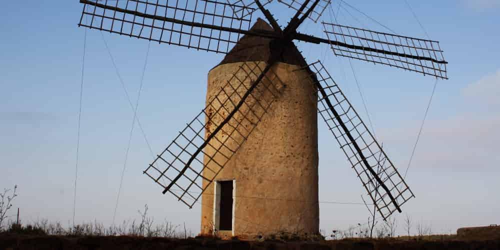 El Molli Vell es uno de los elementos más importantes que ver en Formentera