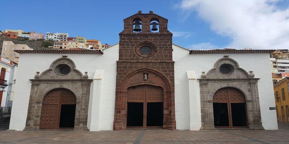 La iglesia de Nuestra Señora de la Asunción es una de las cosas que ver en La Gomera