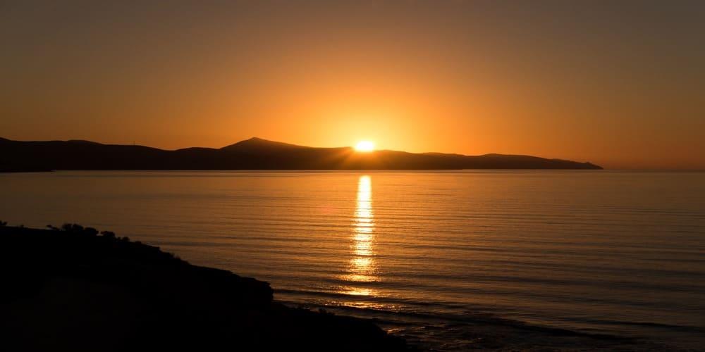 Una puesta de sol en la Playa es una de las cosas que ver en el Puerto del Rosario
