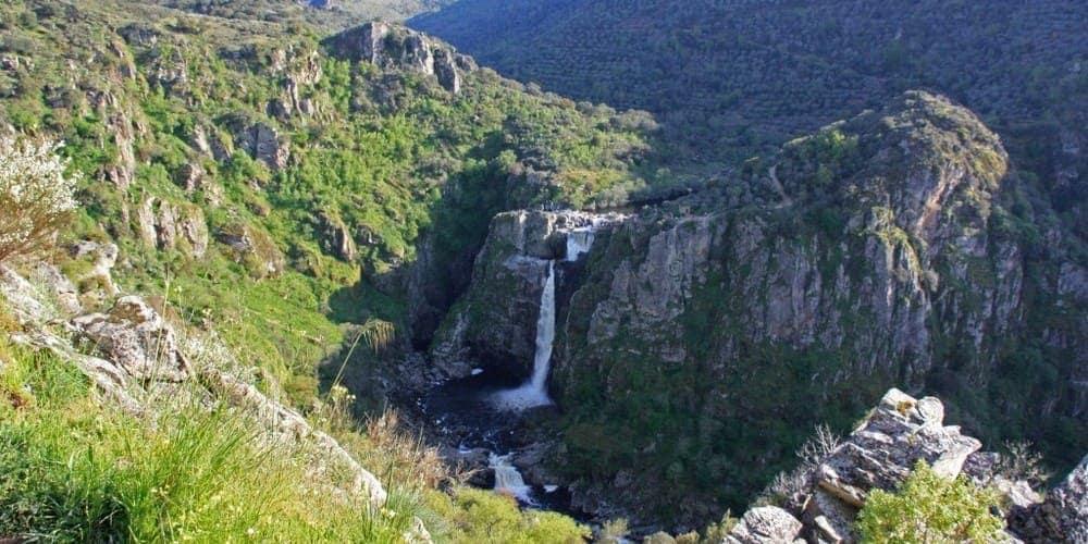 Mejores excursiones desde Salamanca - Ruta al Pozo de los Humos