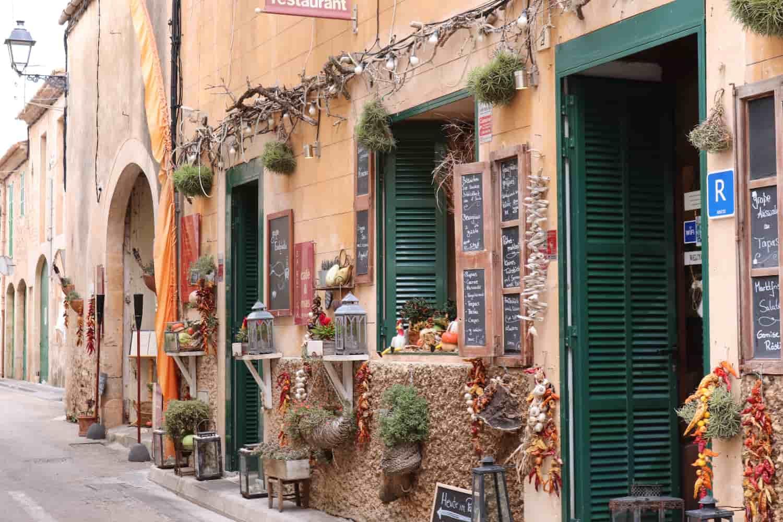 Dónde comer en Mallorca