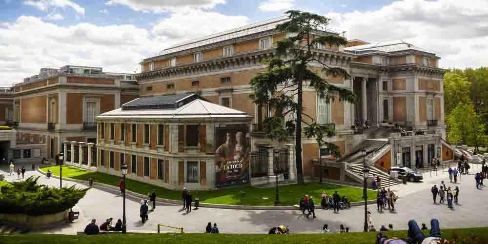 Dónde dormir en los alrededores del Museo del Prado de Madrid.